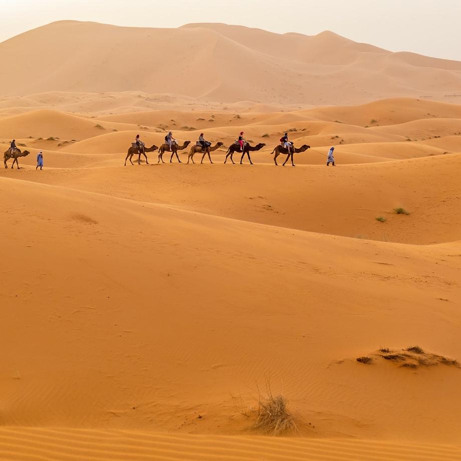 tour individuali africa marocco merzouga deserto