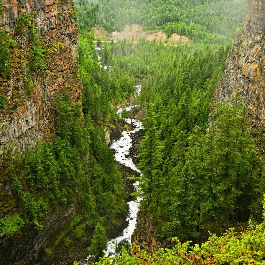 Province Gray National Park