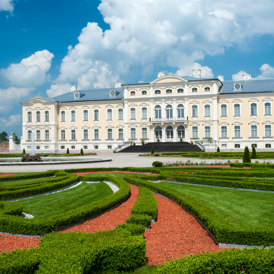 tour individuali paesi baltici rundale