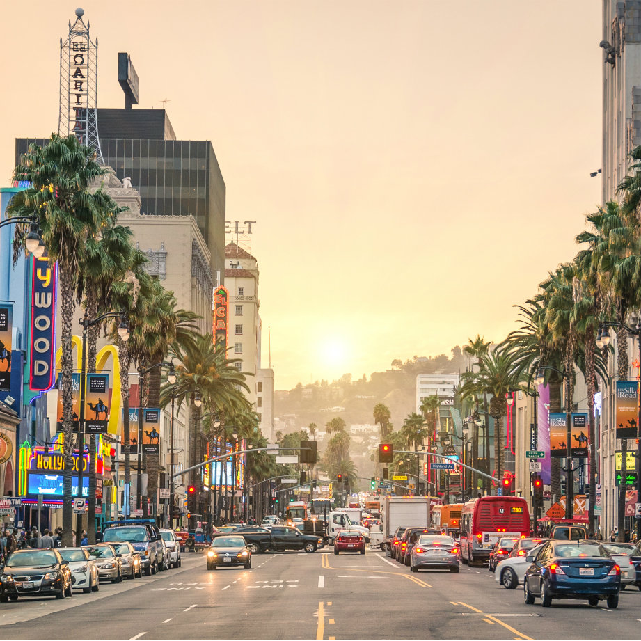 tour individuali stati uniti los angeles