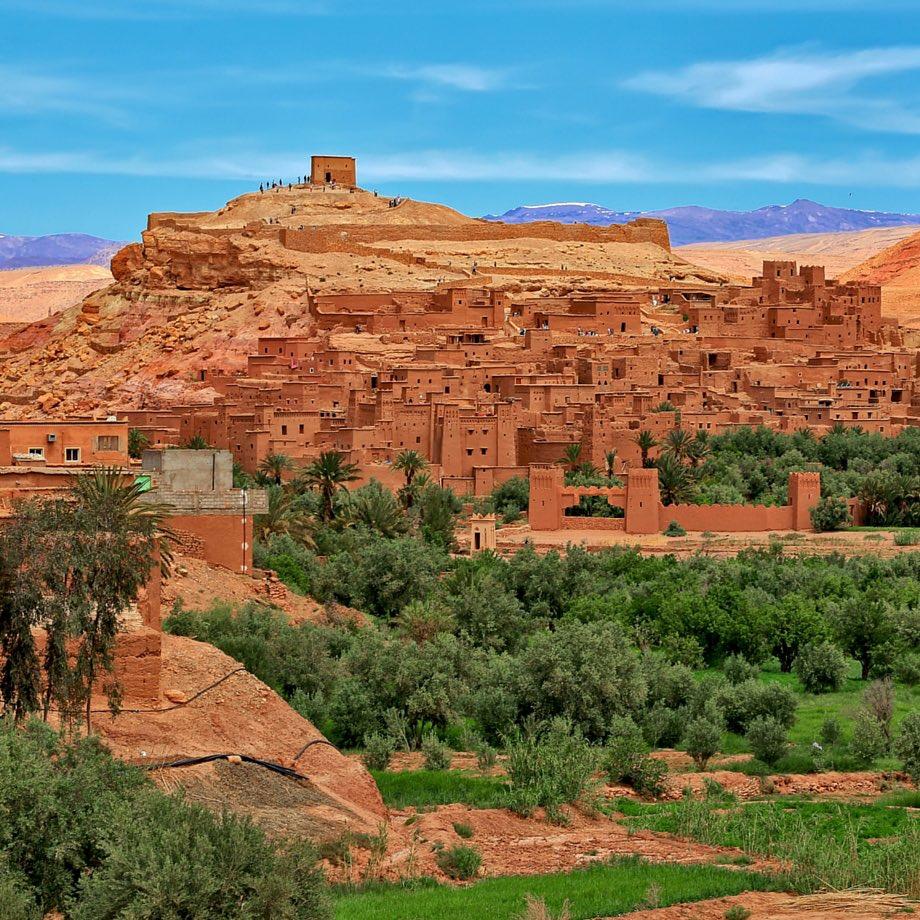 tour organizzati africa marocco ouarzazate