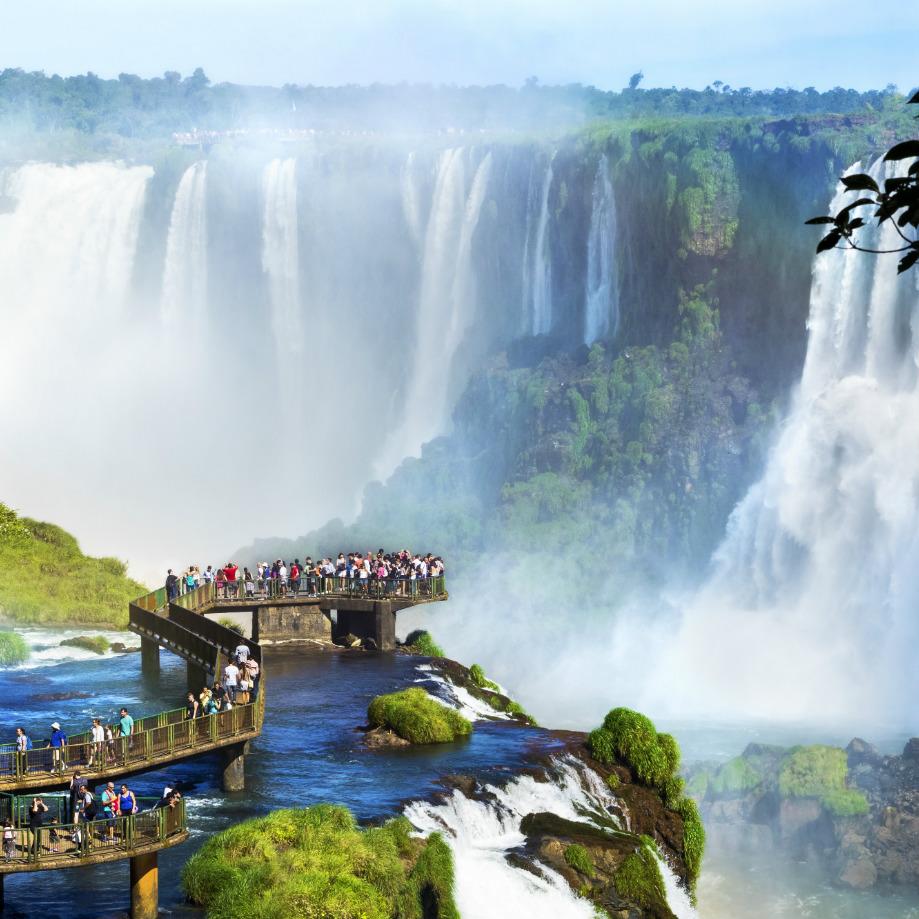 Cascate di Iguazú