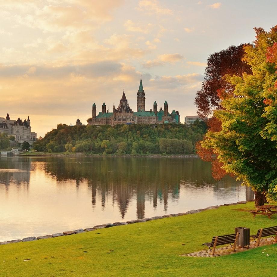 viaggi tour organizzati canada ottawa