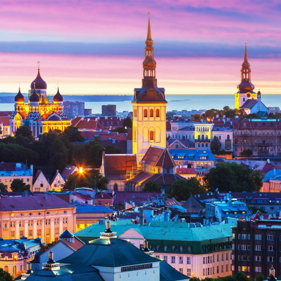 tour organizzati paesi baltici tallinn
