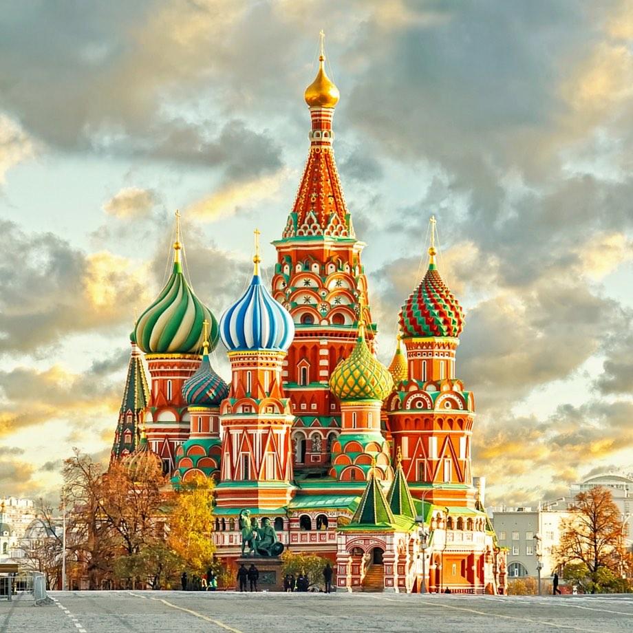 tour organizzati russia mosca
