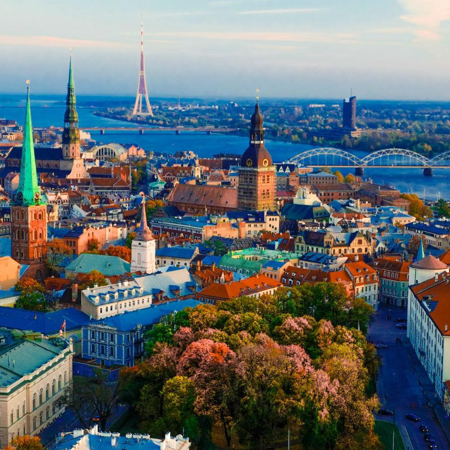tour organizzato paesi baltici riga