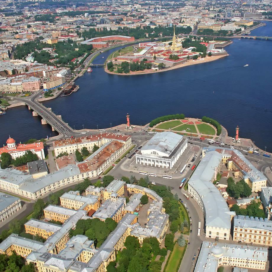 viaggi di gruppo russia san pietroburgo