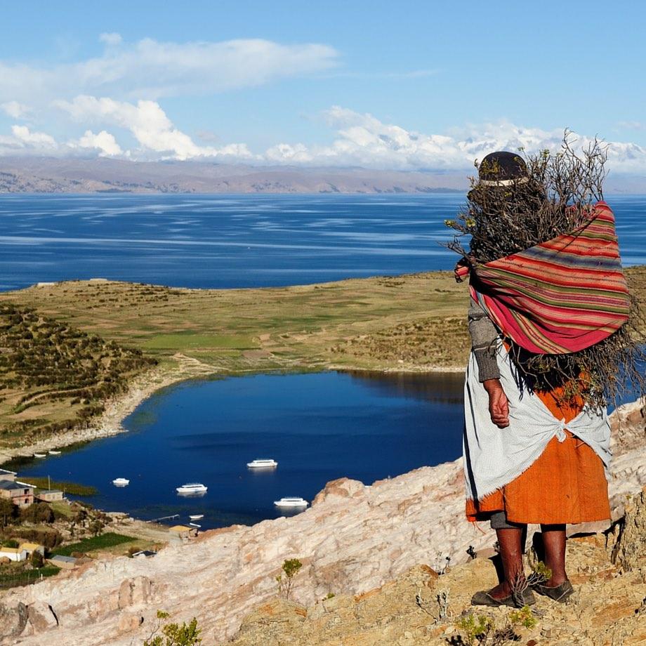 tour su misura bolivia lago titicaca