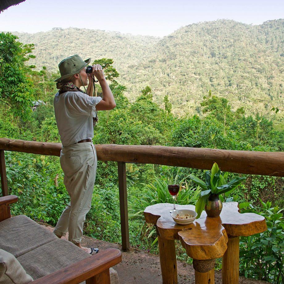 viaggi lusso uganda